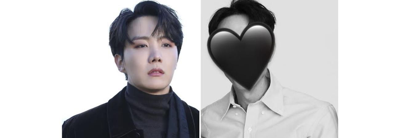 Mira el desconcertante parecido entre J-Hope de BTS y su padre