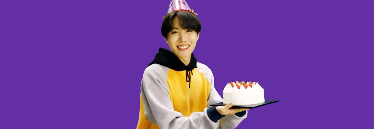 J-Hope de BTS tendrá su propio anuncio en el edificio Times Square por su cumpleaños