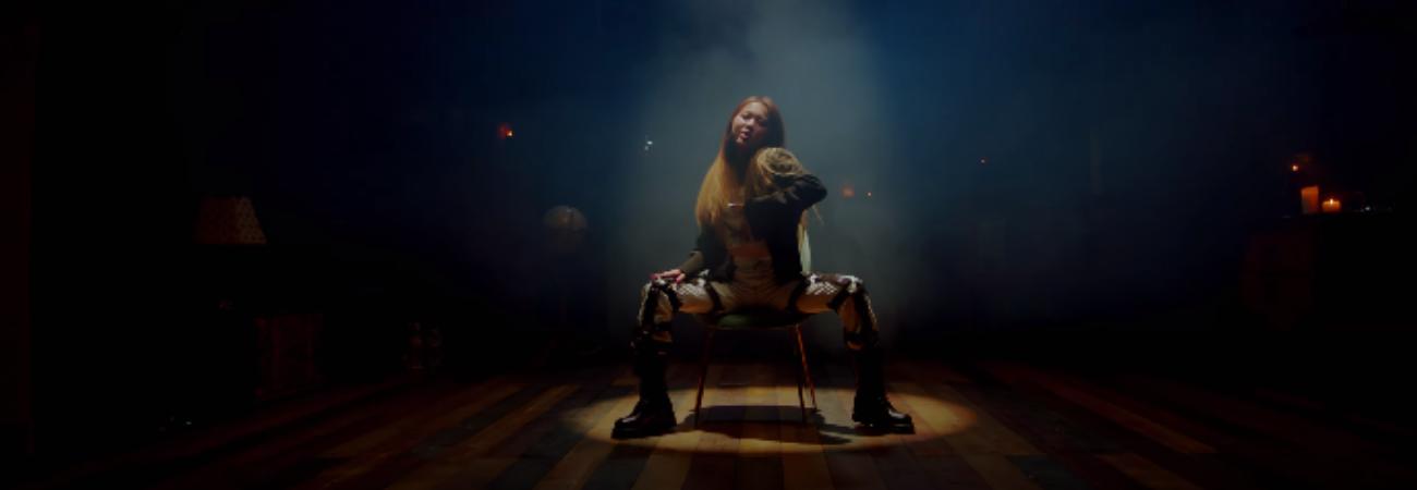 TRI.BE revela el vídeo prólogo de Jia y sus habilidades de baile para 'DOOM DOOM TA'