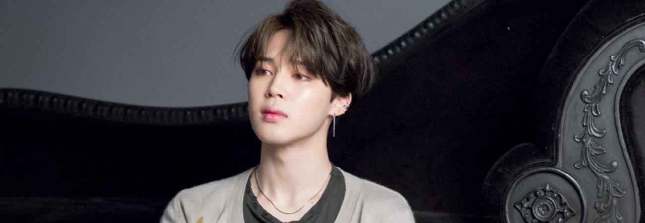 Jimin de BTS revela cuál es el motivo de su infelicidad