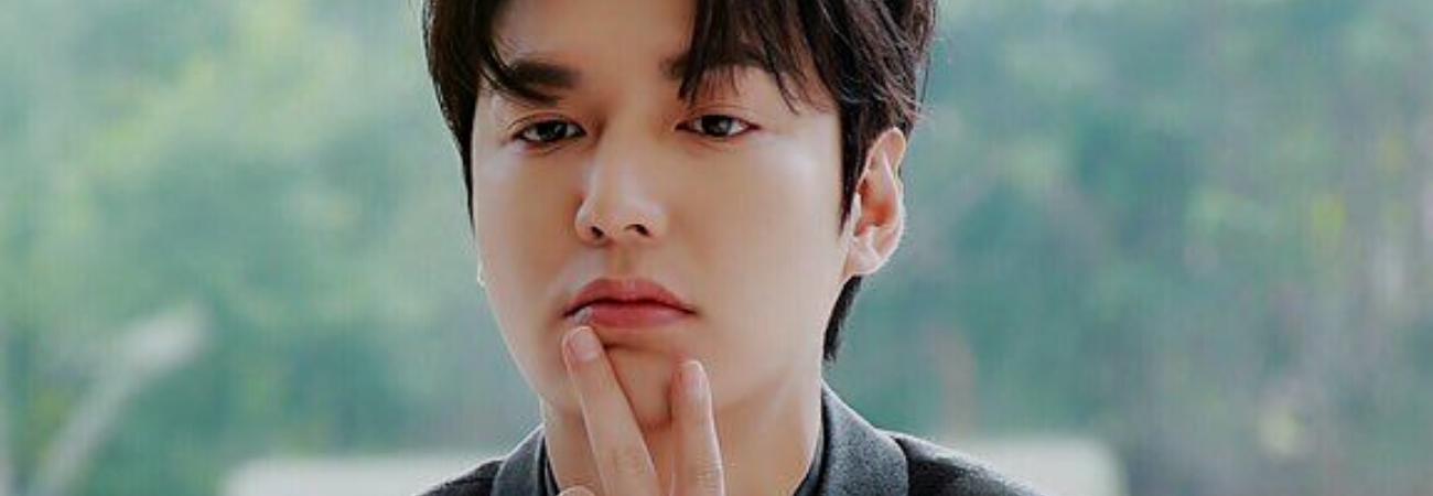¿Lee Min Ho cree en el amor a primera vista? ¡Esto dice el actor!
