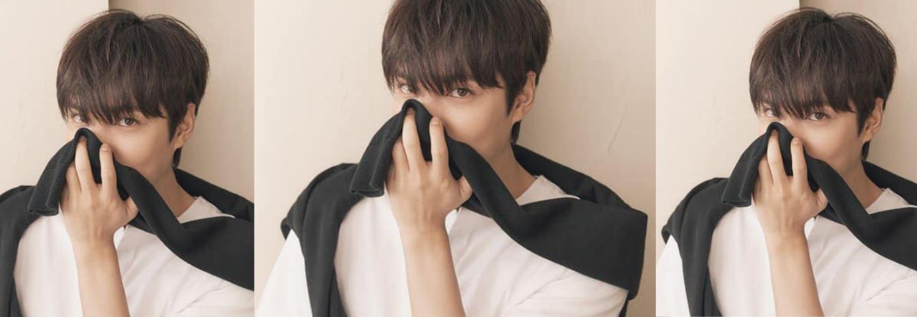 """Lee Min Ho se convierte en el nuevo ícono de la moda varonil de """"And Z"""""""
