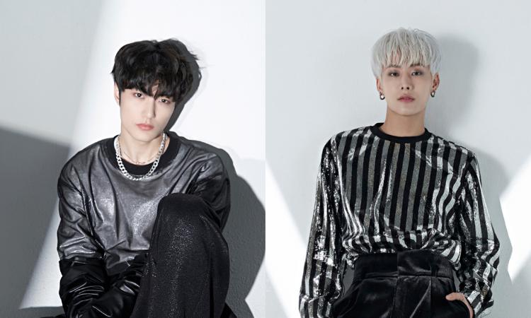 Dou Hyun y Jang Yubin de MIRAE revelan sus sus fotos conceptuales para 'KILLA'
