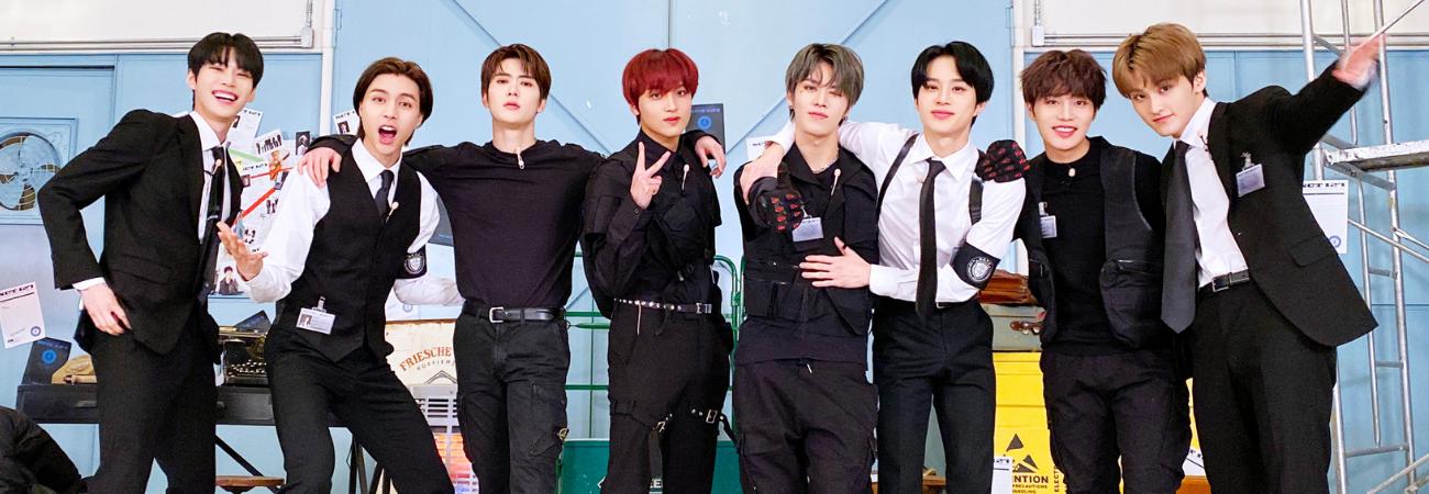 NCT 127 vende 147 mil copias de su álbum 'LOVEHOLIC' en tiempo récord