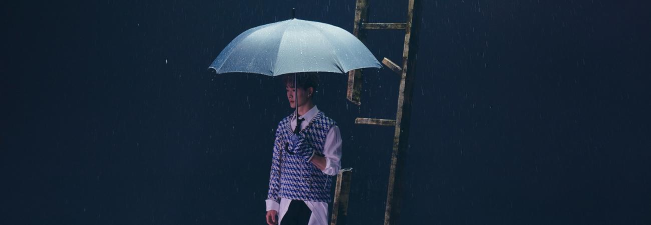 Onew de SHINee protagoniza un teaser bajo la lluvia para su regreso con 'Don't Call Me'