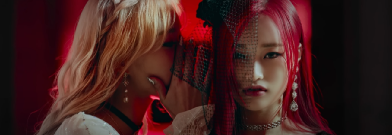 PIXY debuta con el misterioso MV de 'Wings'