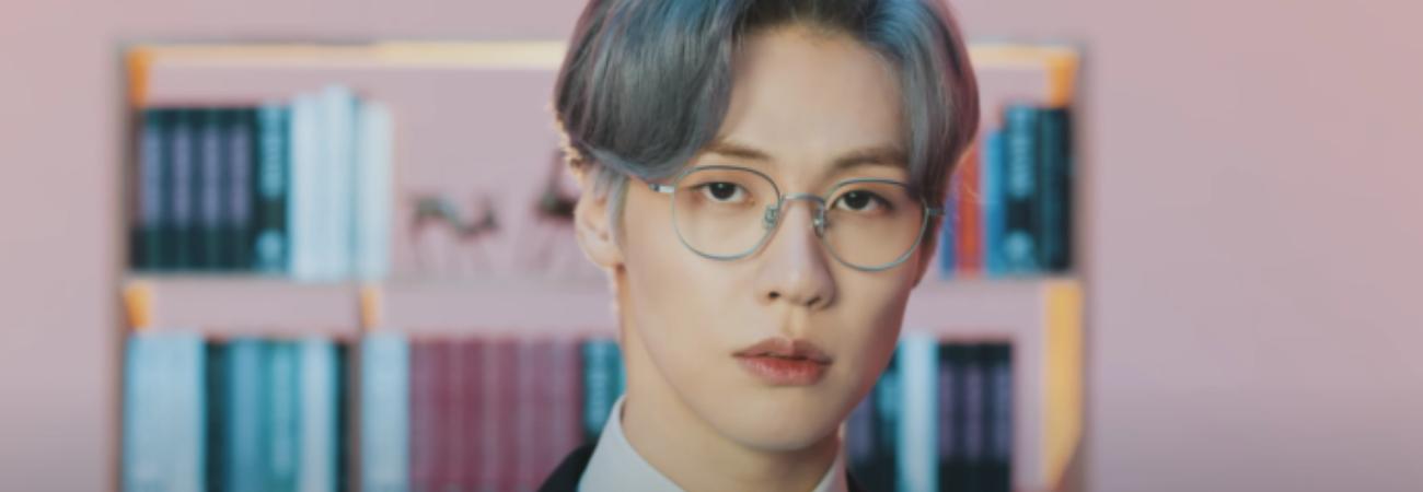 Seunghyub de N.Flying revela su primer video teaser para 'Clicker'