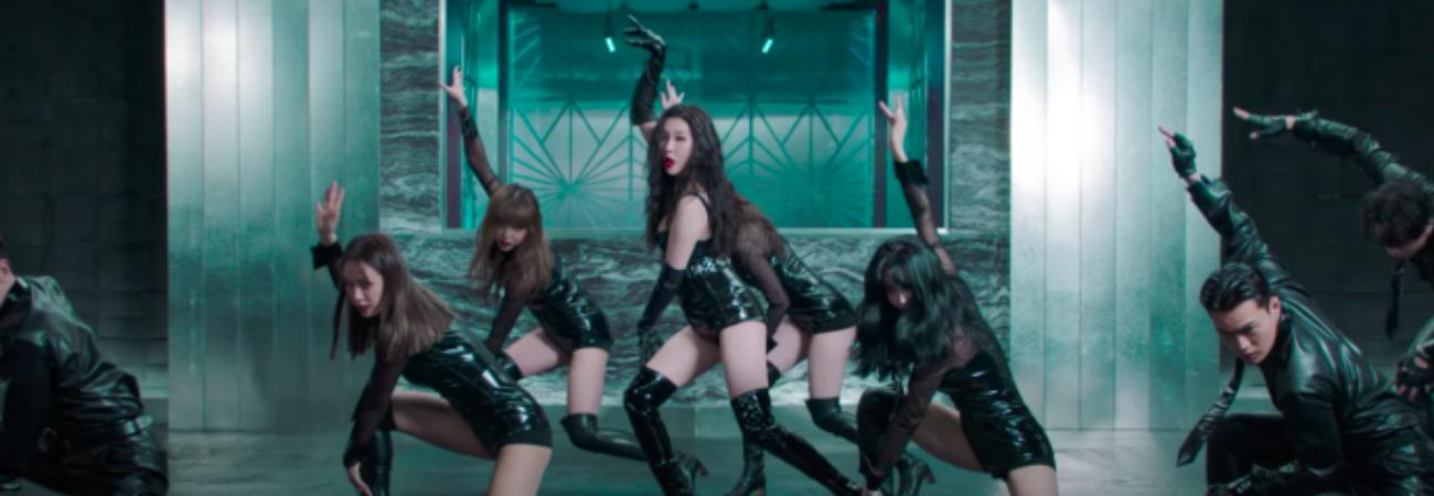 Sunmi adopta una imagen sexy en el MV de 'Tail'