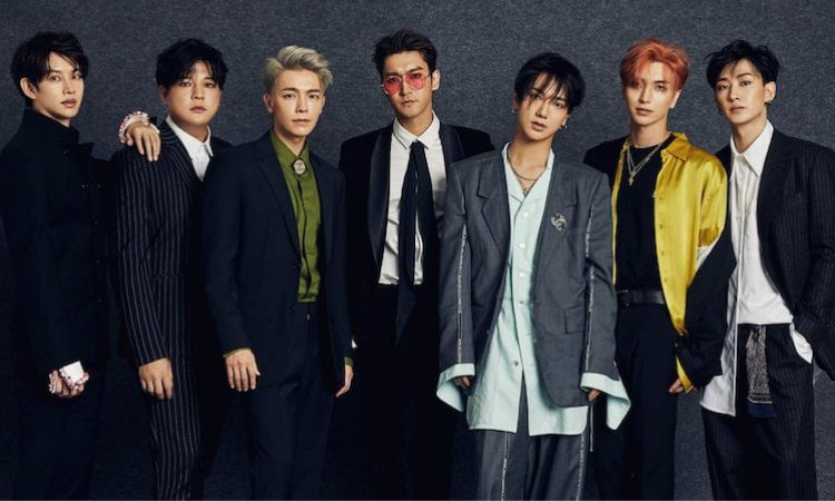 Super Junior anuncia el lanzamiento de un nuevo documental