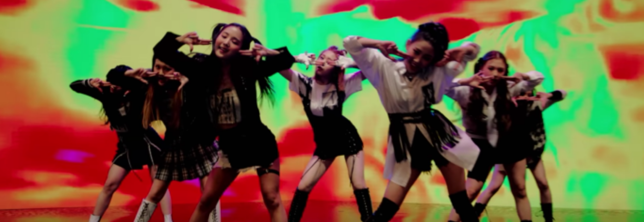 TRI.BE releva un llamativo vídeo teaser para su canción debut 'DOOM DOOM TA'