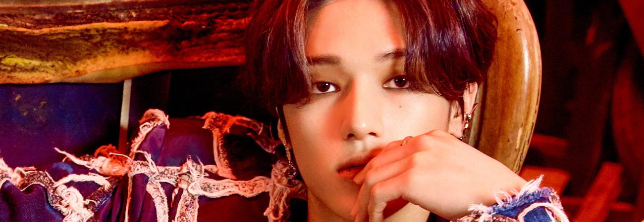 Wooyoung de ATEEZ exhibe sus fotos conceptuales de Zero: Fever Part. 2