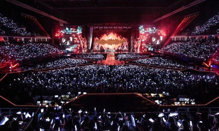 Concierto de K-pop