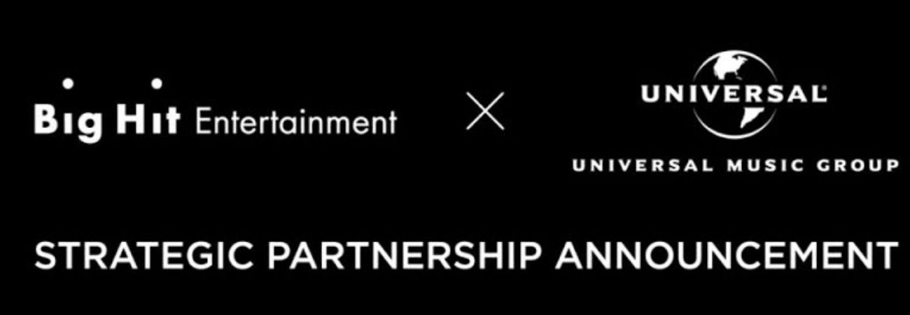 Big Hit y Universal Music Group se unen para formar un grupo masculino global