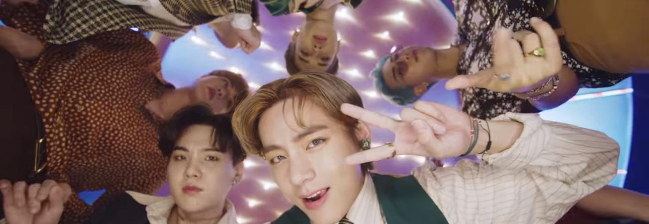 'Dynamite' de BTS suena durante evento del Super Bowl