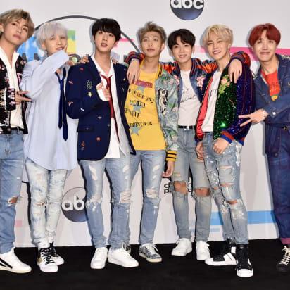 BTS es la banda K-POP más escuchada en Argentina durante enero
