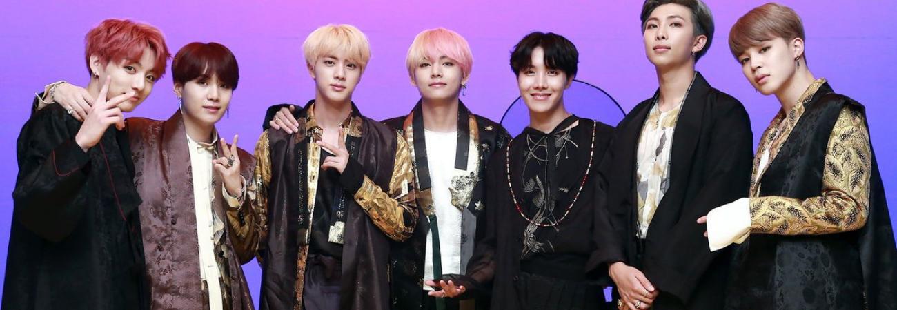 Experta revela el gran impacto de BTS en la moda con el uso del Hanbok