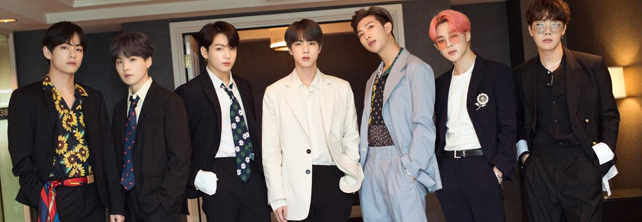 Staff filtra información sobre como es BTS durante la sesiones de fotos