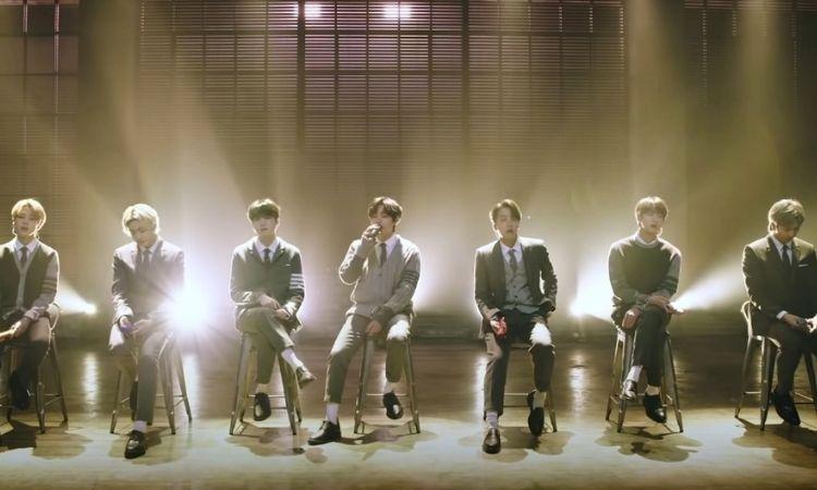 BTS está causando una repercusión mundial con el cover de