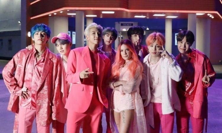 Estrellas estadounidenses muestran su apoyo a BTS por comentarios racistas