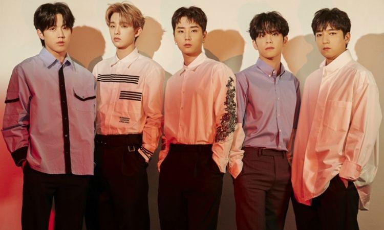 DAY6 hará su regreso como grupo completo con un nuevo álbum en abril