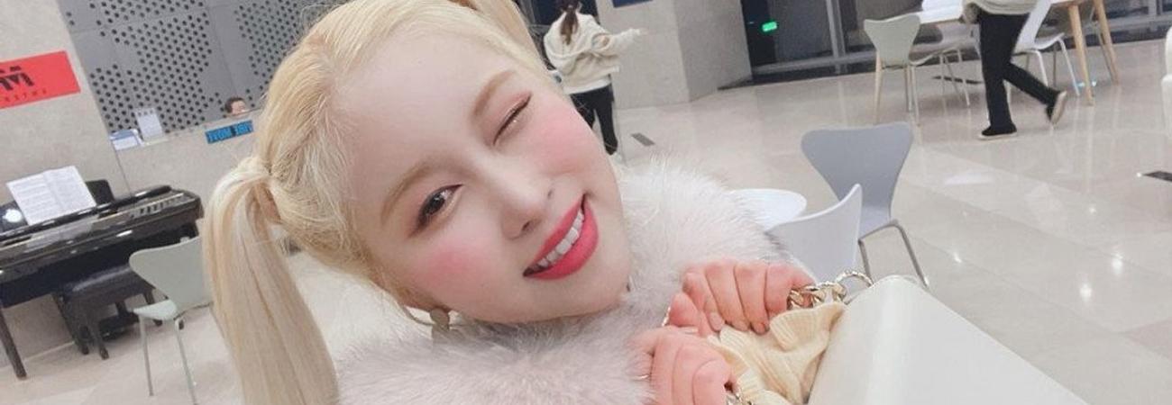 Dayoung de Cosmic Girls realiza impresionante cameo el dorama True Beauty