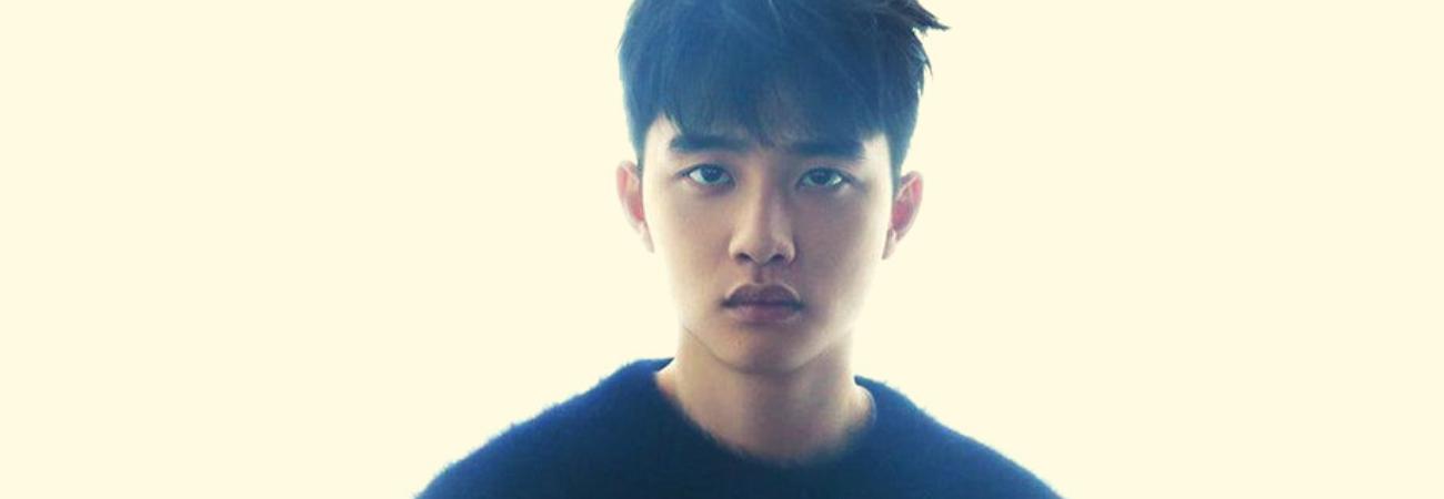 D.O de EXO participará en la versión coreana de la película taiwanesa