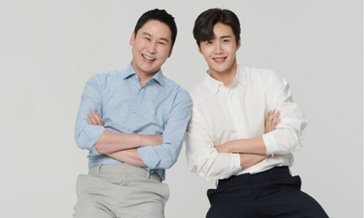 Kim Seon Ho y Shin Dong Yeop son los nuevos modelos para Domino's Pizza Korea