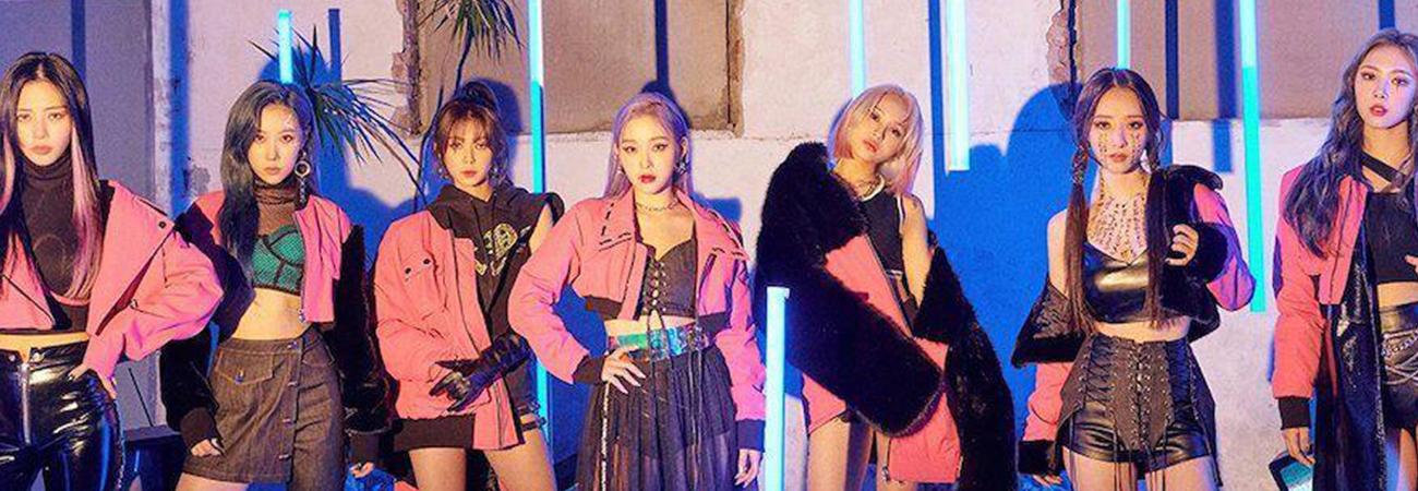 Dreamcatcher #1 en 'Next Big Soung' de Billboard