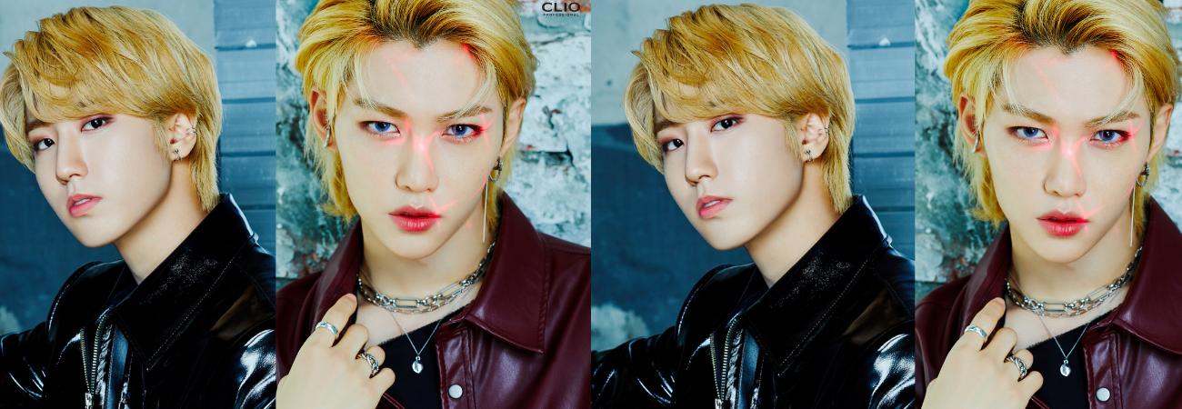 Felix y Han Jisung de Stray Kids deslumbran con su belleza en nuevas fotos para CLIO