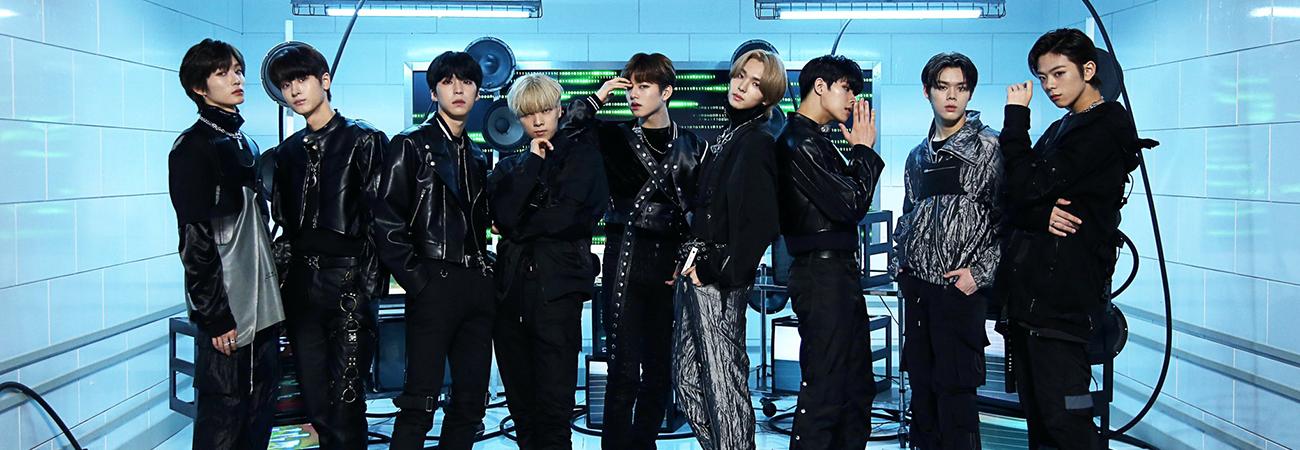 Ghost9 presenta el calendario para su nuevo mini álbum