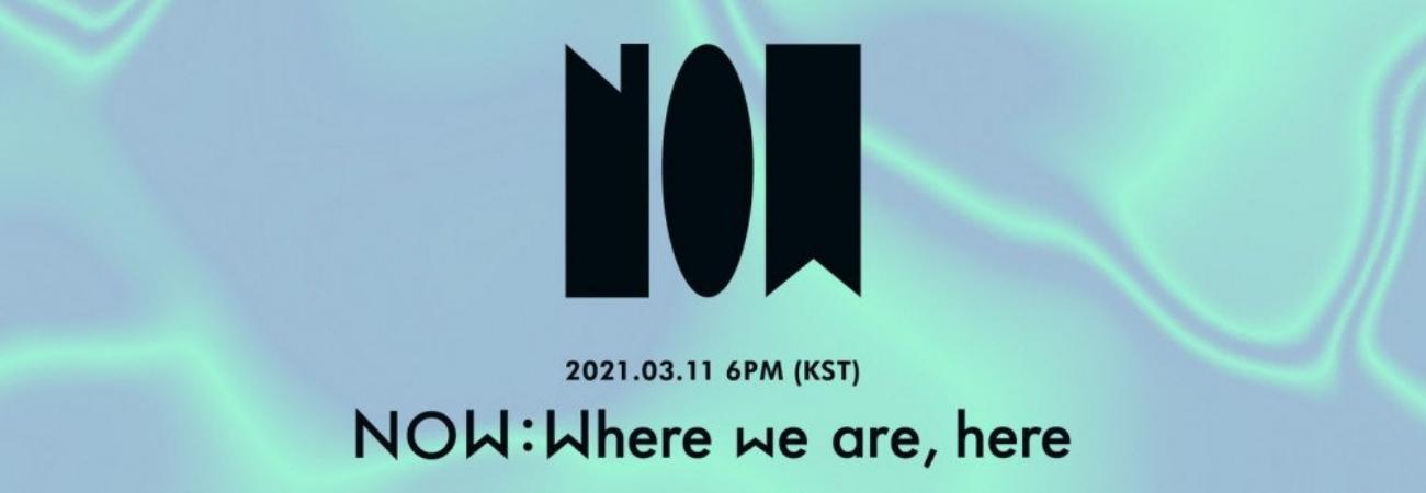 Ghost9 comparte lista de canciones para su nuevo álbum 'NOW: Where We Are, Here'