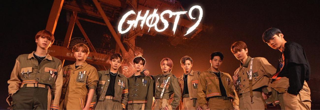 GHOST9 anuncia su regreso en marzo con 'NOW: Where we are, here'