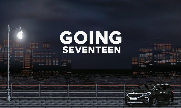 SEVENTEEN anuncia el regreso de 'Going Seventeen' con un video animado