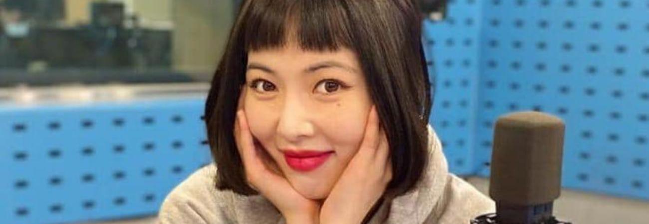 HyunA revela detalles inéditos sobre la coreografía de 'I'm Not Cool'