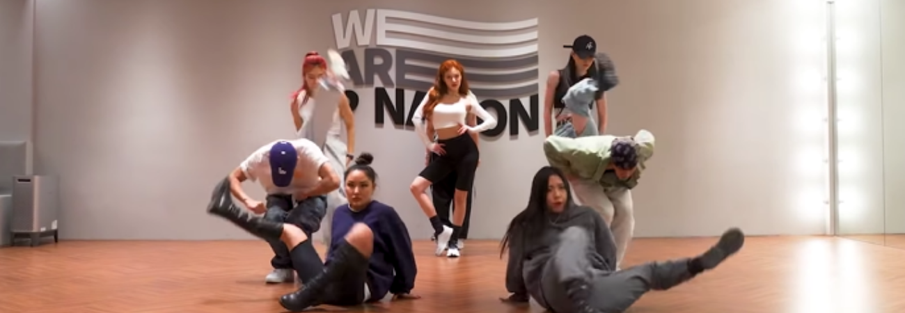 HyunA presenta el vídeo práctica de baile para 'I'm Not Cool'