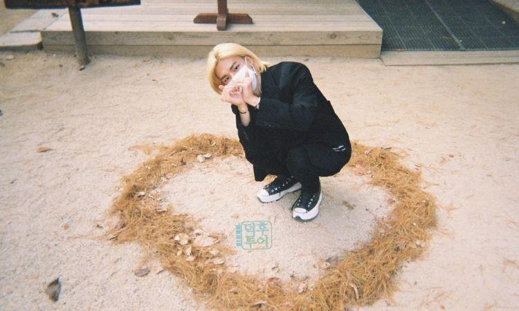Hyunjin de Stray Kids comparte una carta escrita a mano pidiendo una disculpa