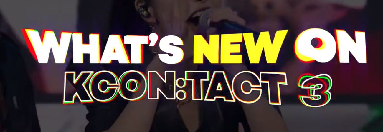 Liberan primera alineación de grupos de Kpop para el KCON: TACT 3