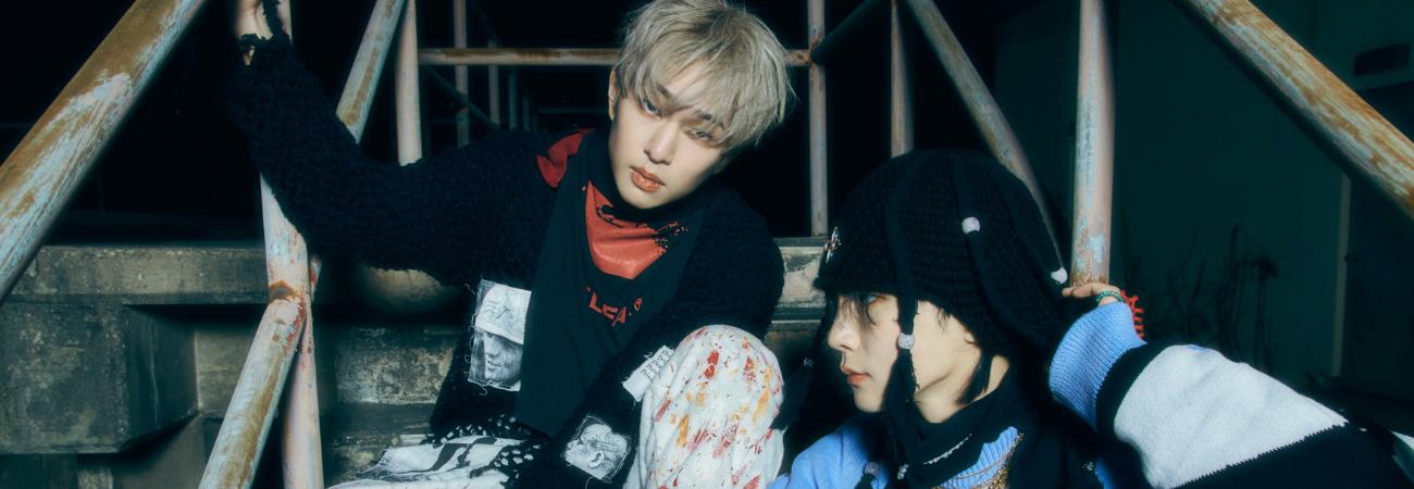 Key y Onew de SHINee muestran un inquietante concepto para 'Don't Call Me'