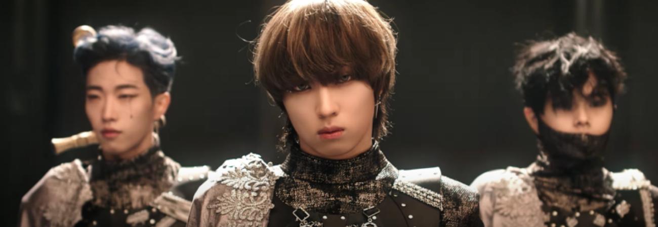 KINGDOM revela vídeo teaser para su sencillo debut 'Excaliber'