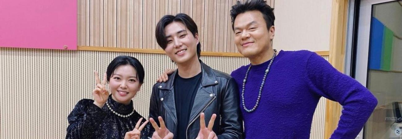 J.Y. Park elogia a Young K de DAY6 por su habilidad como DJ en