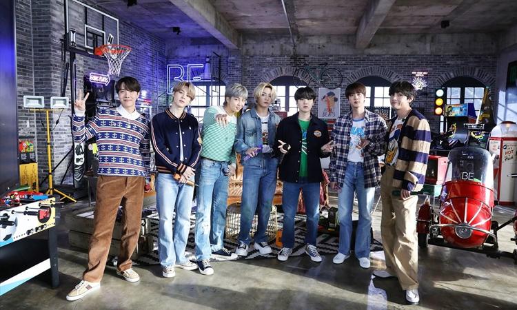 Rolling Stone de India felicita a BTS por su presentación en los MTV Unplugged