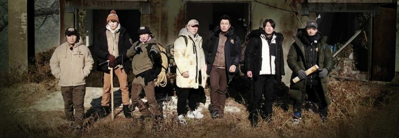 SBS revela poster oficial del programa 'The Law of the Jungle Pioneers'