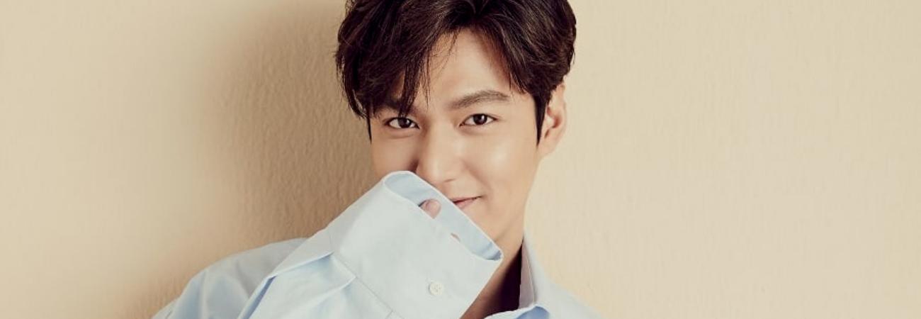 Frases românticas de Lee Min Ho para dedicar
