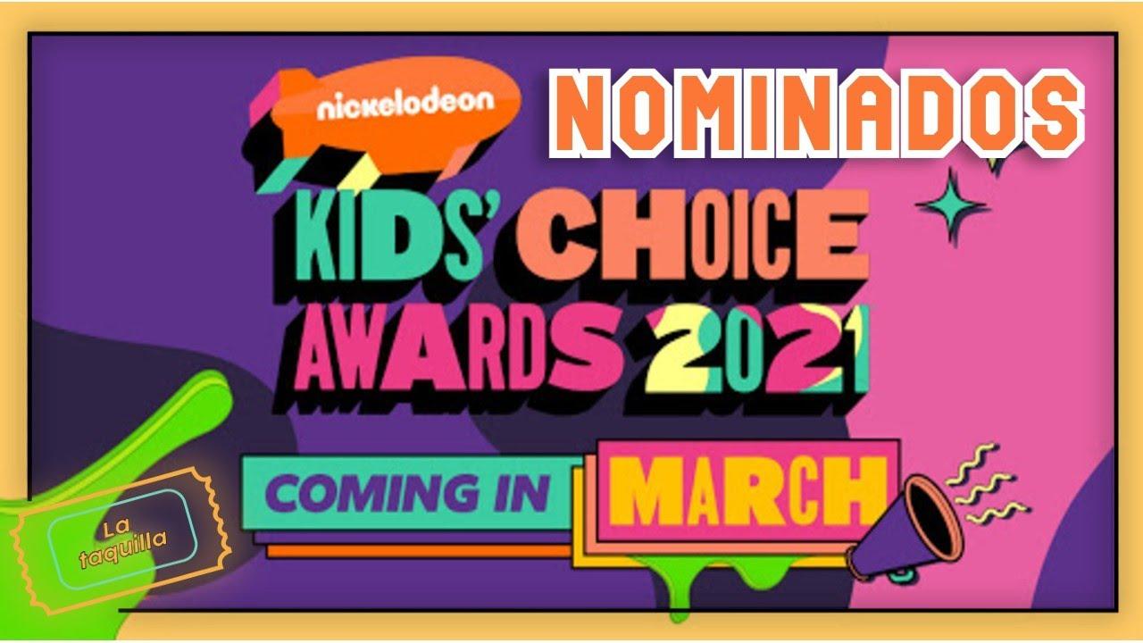 Premiaciones Nickelodeon Kids Choice Awards 2021. Vota por BTS o BLACKPINK
