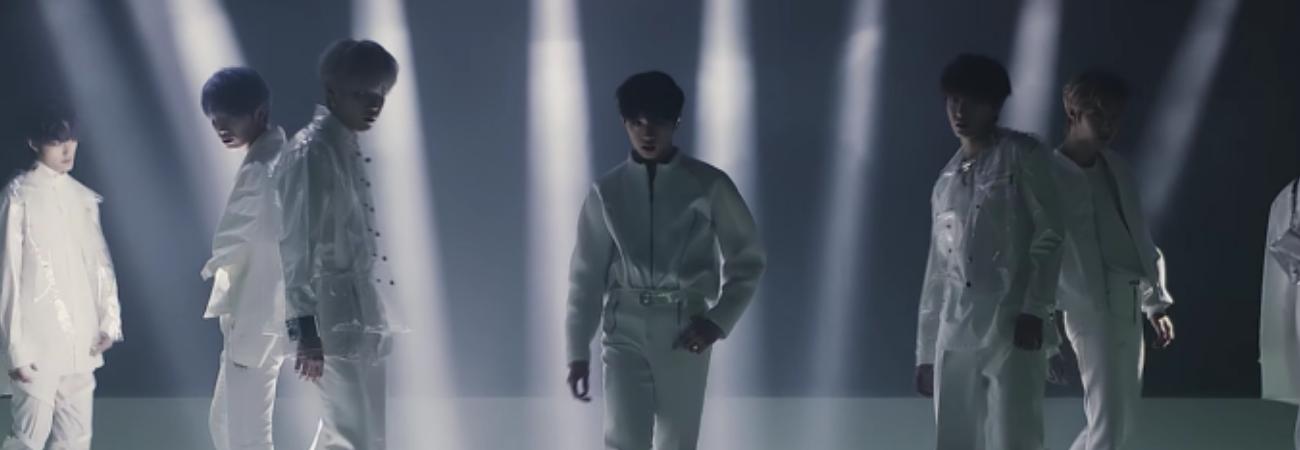 DSP Media revela poderoso film grupal del nuevo grupo de chicos 'Mirae Boy'