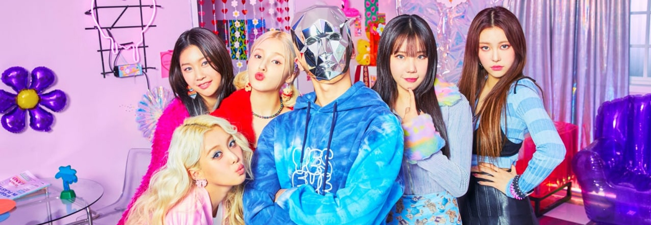 MOMOLAND y CHROMANCE revela el MV teaser para Wrap Me In Plastic