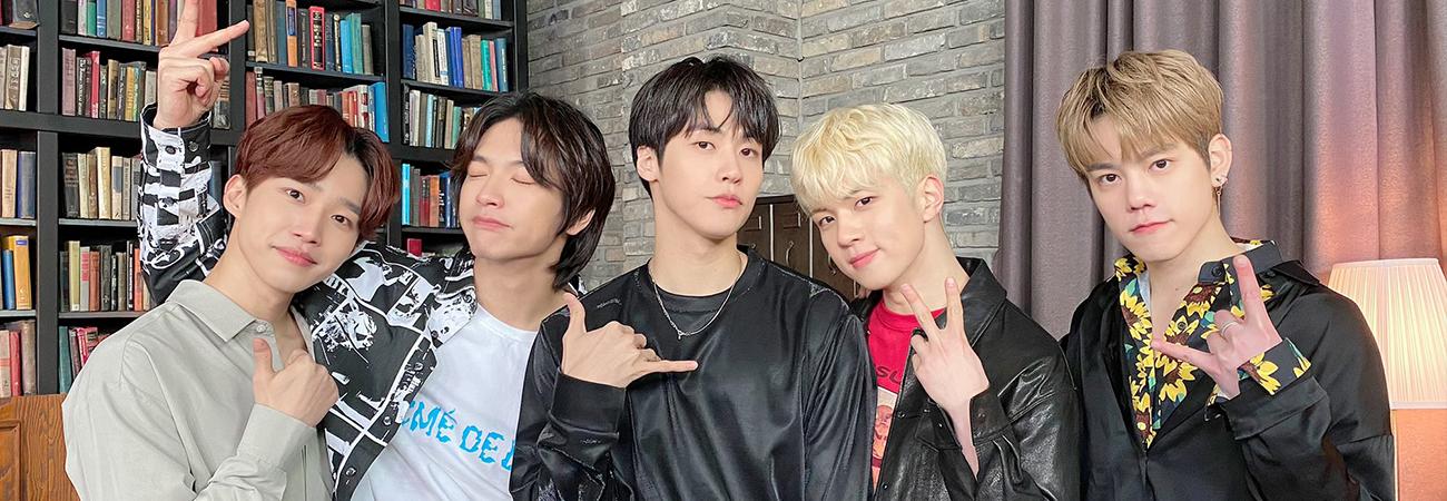 N.Flying renueva contrato con FNC Entertainment