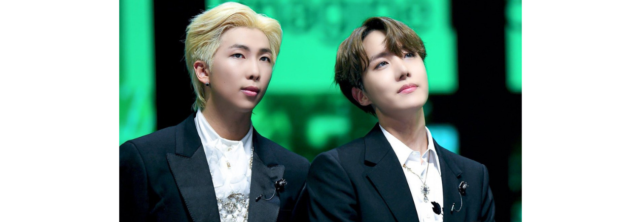 Según Forbes, RM y J-Hope de BTS podrían dominar USA en 2021