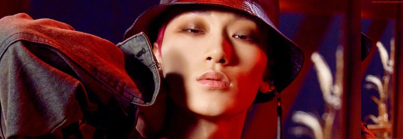 San de ATEEZ es un chico sexy en fotos para 'ZERO: FEVER Part 2'