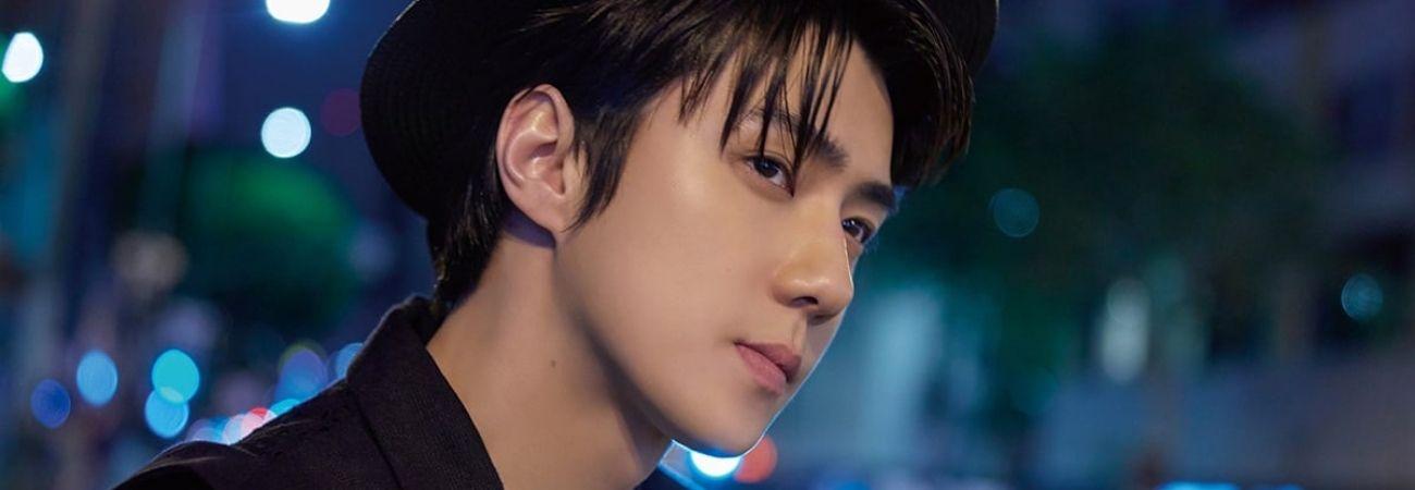 Fan cuestiona la sexualidad de Sehun de EXO y él responde así